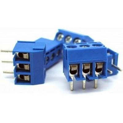 Клеммная колодка 3-pin  GSM-Climate