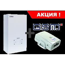 NOVATOR-6 и GSM модуль управления